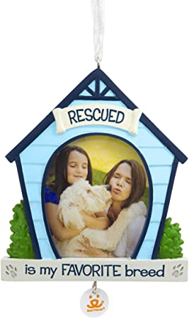 Hallmark Rescued Ornament