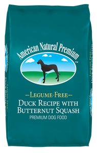 American Natural Premium - Duck with Butternut Squash