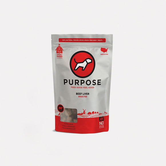 Purpose Freeze-Dried Beef Liver