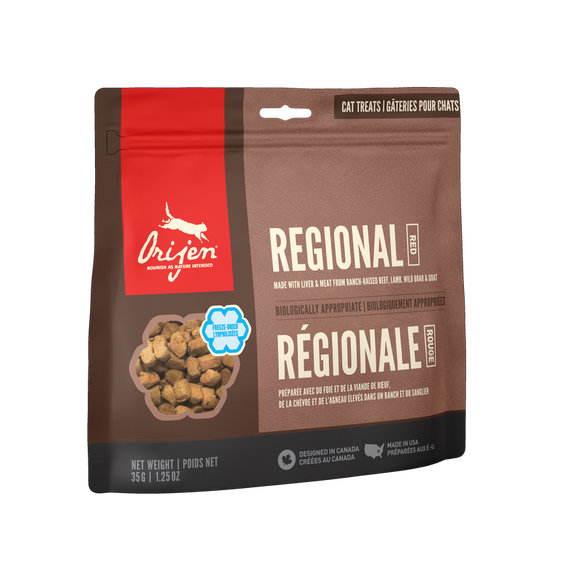 Regional Red - Cat Treats