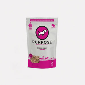 Purpose Freeze-Dried Chicken Breast