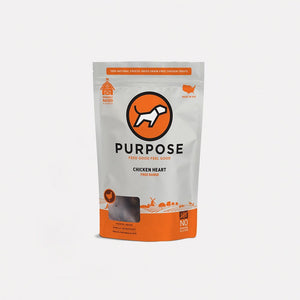 Purpose Freeze-Dried Chicken Heart