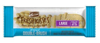 Merrick Fresh Kisses - Infused With Mint-Flavored Breath Strips (Large)