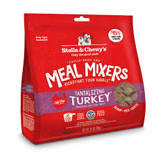 Stella & Chewy's - Tantalizing Turkey Meal Mixers