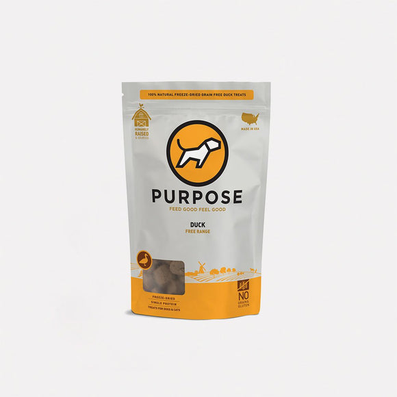 Purpose Freeze-Dried Duck