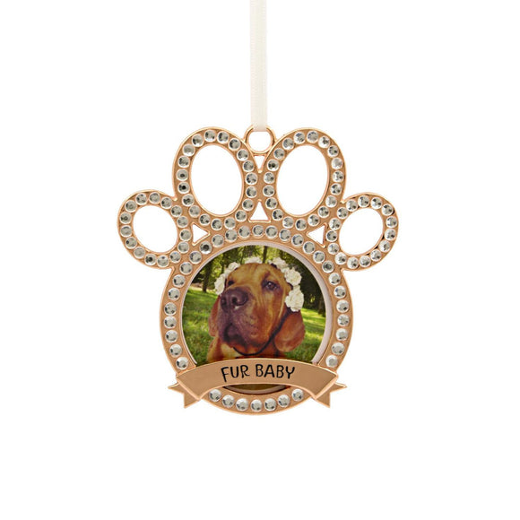 Hallmark Fur Baby Ornament