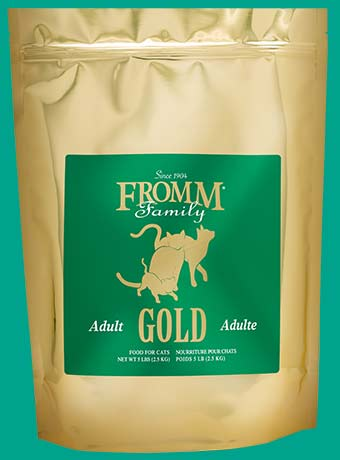 Gold Adult Dry Cat Food - 5#