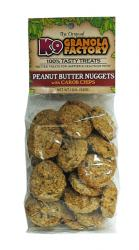 K9 Granola Factory Peanut Butter Nuggets - 12 oz.