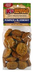 K9 Granola Factory Pumpkin & Blueberry Nuggets - 12 oz.