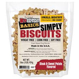 K9 Granola Simply Biscuits Steak & Sweet Potato