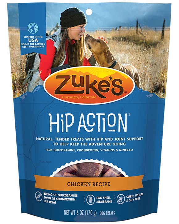 Zuke's - Hip Action - Chicken