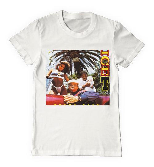 The 1987 Culture Series - Ice T Rhyme Pays T-Shirt