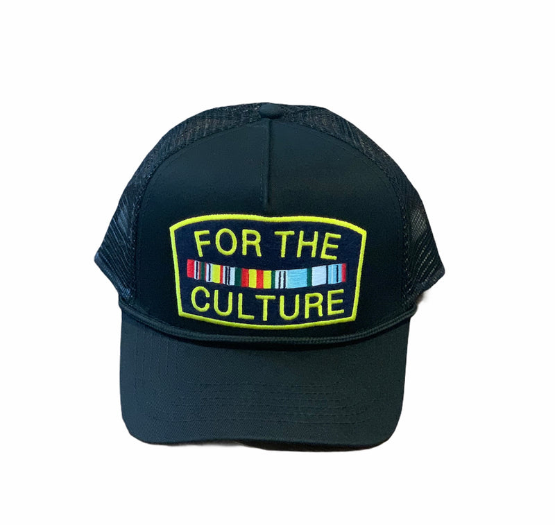 Veteran Culture Trucker Hat