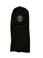 Culture C Embroidered Logo Ski Mask