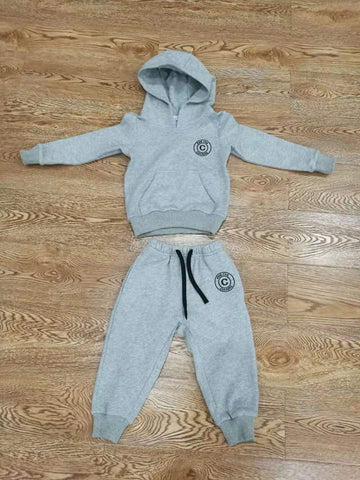 Culture Kids Patch Logo Sweatsuit