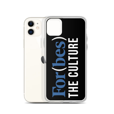For(bes) The Culture iPhone Case