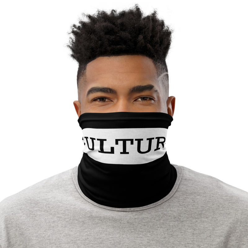 Block Culture Neck Gaiter