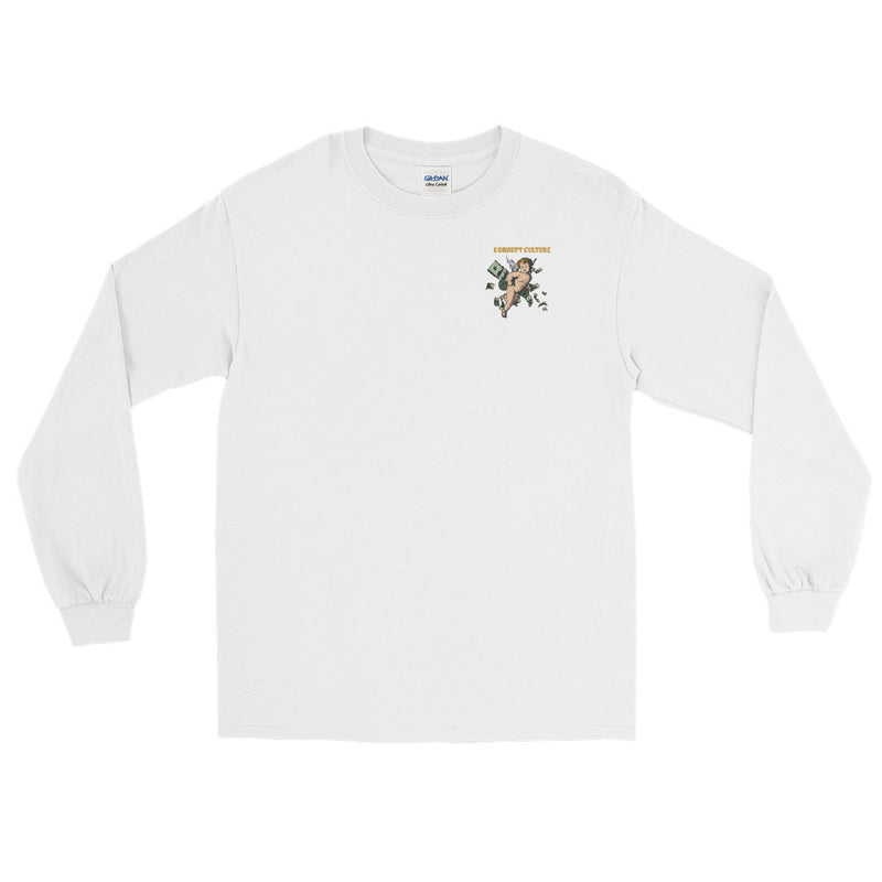 Corrupt Culture Men's Long Sleeve Shirt