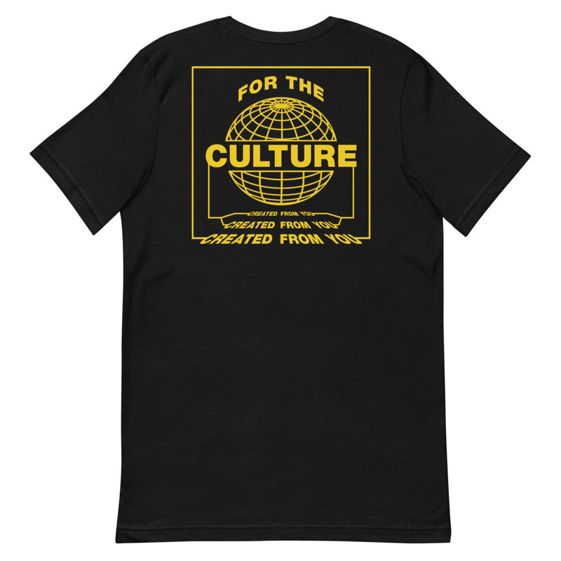 Culture Created By You T-Shirt