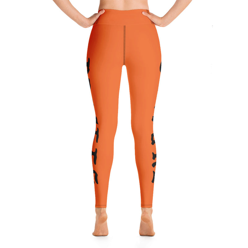 Culture and Beliefs Yoga Pants