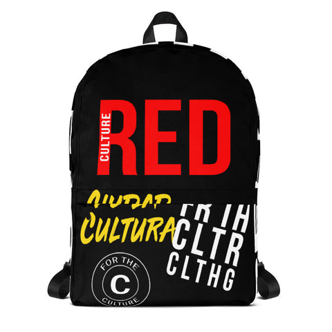 Culture Logo Backpack