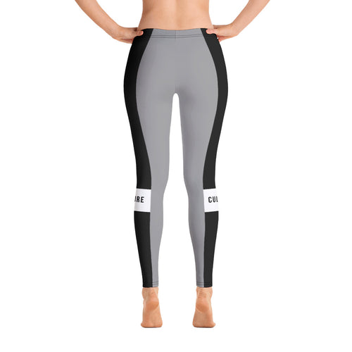 Culture Fit Double Stripe Leggings