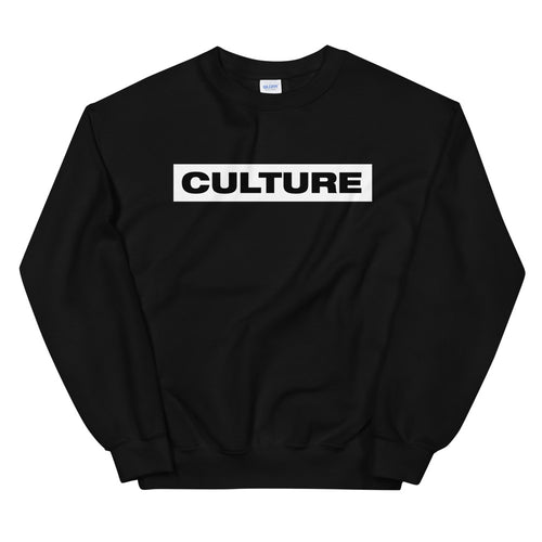 Block Culture Crew Sweatshirt