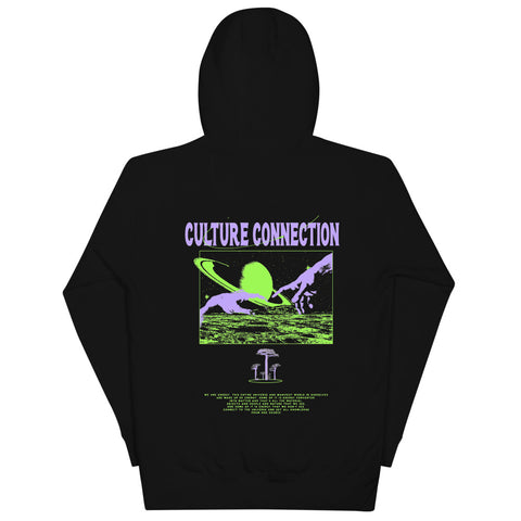 Culture Universe Connection Hoodie