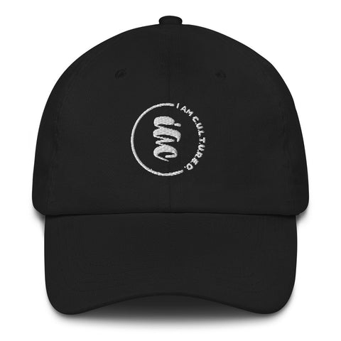 I AM C.U.L.T.U.R.E.D. Dad Hat