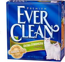 Ever Clean Extra Strength Scented Cat Litter