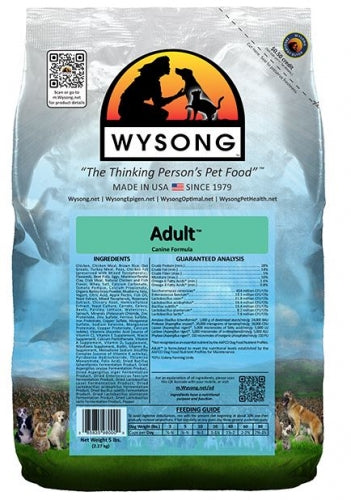 Wysong Adult Dry Dog Food