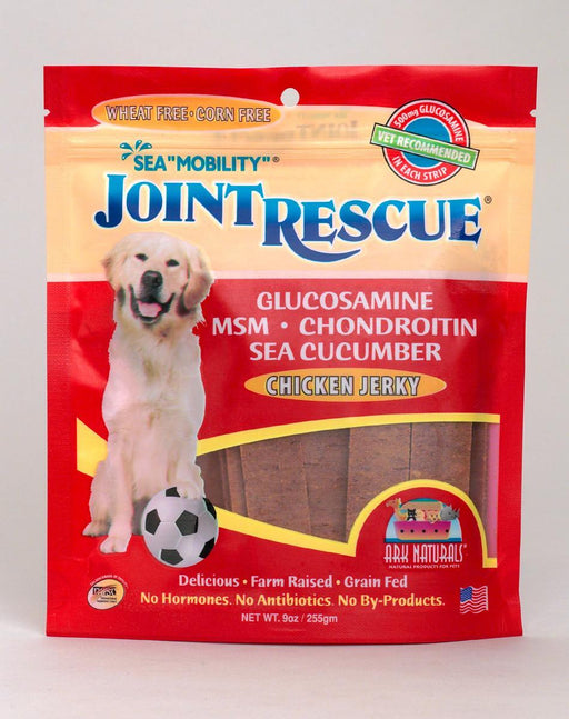 "Ark Naturals Sea ""Mobility"" Joint Rescue Chicken Dog Treats"
