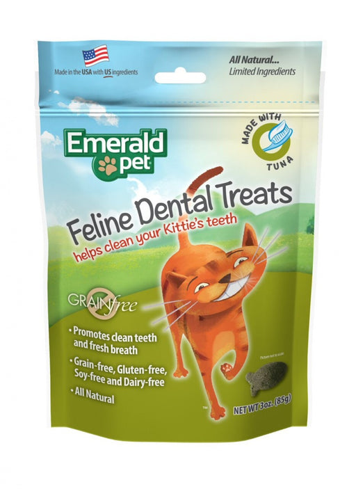 Emerald Pet Treats Tuna Flavor for Cats