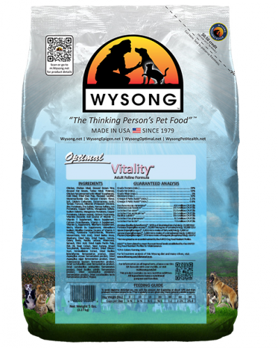 Wysong Optimal Vitality Premium Dry Cat Food