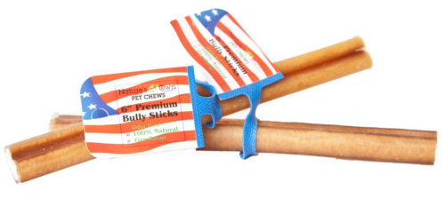 Nature's Own USA Odor-Free Premium Bully Sticks