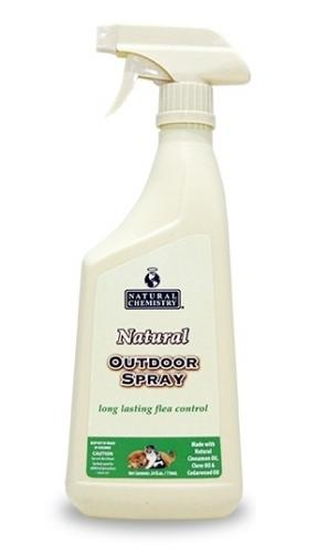 Natural Chemistry Natural Flea and Tick Outdoor Spray