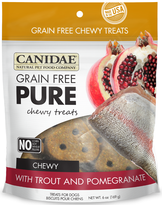 Canidae PURE Grain Free Trout and Pomegranate