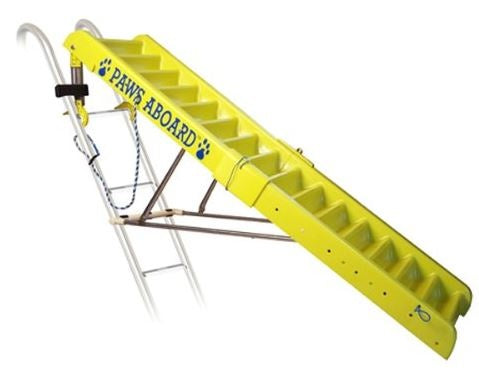 Pawz Pet Products Dog Boat Ladder