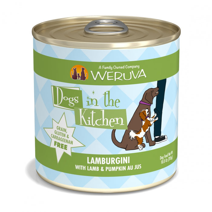 Weruva Dogs in the Kitchen Lamburgini Grain Free Lamb and Pumpkin Canned Dog Food