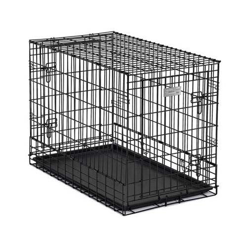Midwest Solutions Series Side-by-Side Double Door SUV Dog Crate