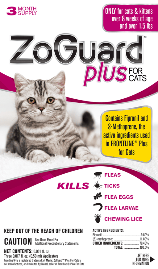 Promika ZoGuard Plus for Cats