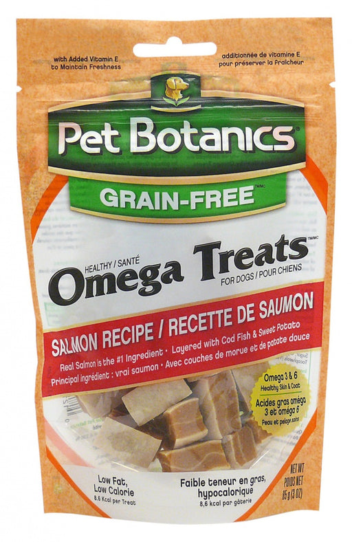 Pet Botanics Grain Free Omega Salmon Dog Treats