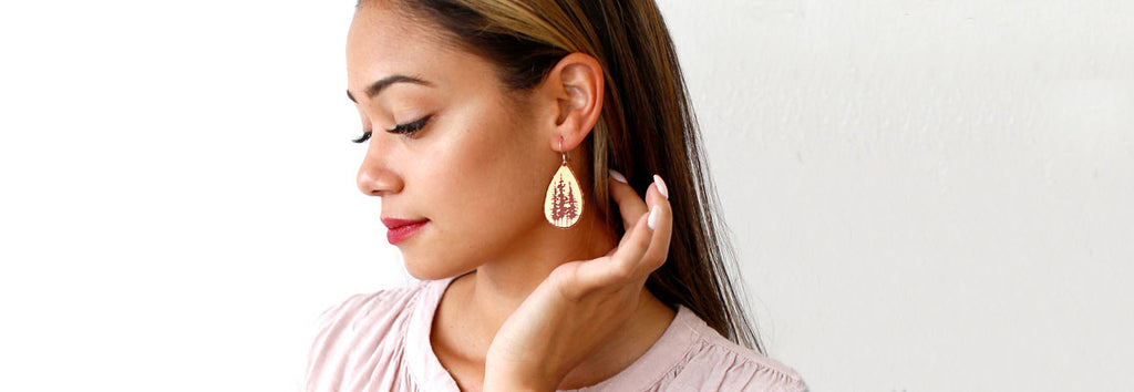 The Gatewood Earring