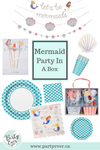 Let's Be Mermaids Party