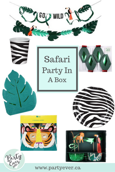 Safari Party