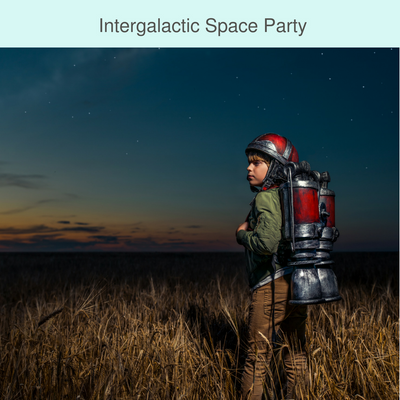 Intergalactic Space Party