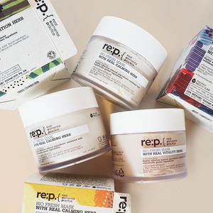 Real Natural Treatment<br>RE:P Bio Fresh Mask