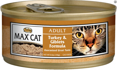 Nutro Max Turkey and Giblets Canned Cat Food