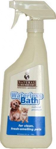 Natural Chemistry Waterless Bath Dog Shampoo