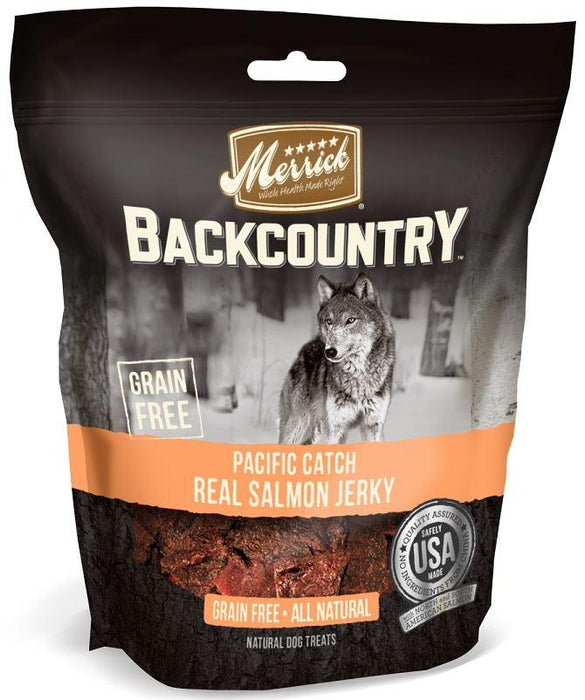 Merrick Backcountry Pacific Salmon Jerky